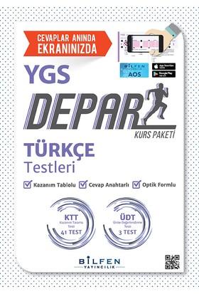 Bilfen Yayınları Ygs Türkçe Depar Kurs Paketi Tek Öğrencilik