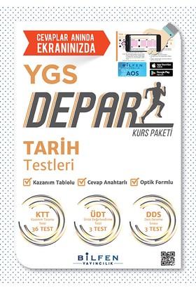 Bilfen Yayınları Ygs Tarih Depar Kurs Paketi Tek Öğrencilik