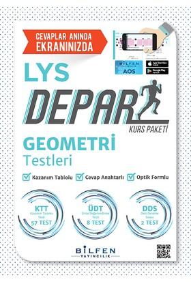 Bilfen Yayınları Lys Geometri Depar Kurs Paketi Tek Öğrencilik