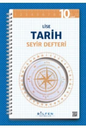 Bilfen Yayınları 10 Tarih Seyir Defteri