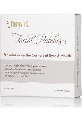Frownies Face Pads Kırışıklık Karşıtı Göz Ve Ağız Kenarı Bantları