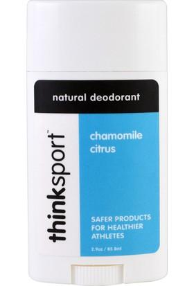 Thinksport Doğal Deodorant, Papatya 85,8 Ml,