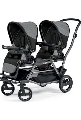 Peg Perego Duette Prioet İkiz Bebek Arabası