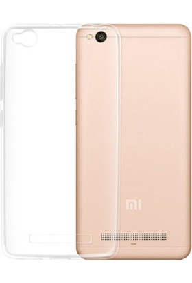 Case 4U Xiaomi Redmi Note 4A 0,2 Mm Ultra İnce Silikon Kılıf Şeffaf