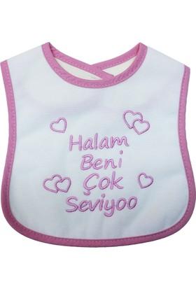 Sebi Bebe 53420 Halam Beni Çok Seviyo Mama Önlüğü