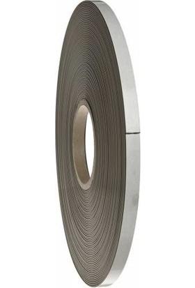 Hdg Yapışkanlı Şerit Mıknatıs Magnet 1, 2 Mm Genişlik - 5 Metre Uzunluk