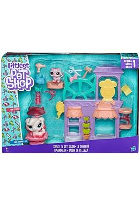 Hasbro Lps Minişler Littlest Pet Shop Kuaför Salonu Miniş Oyun Seti