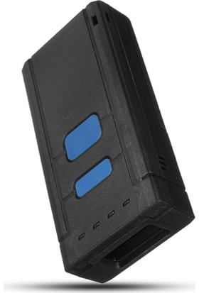 Ptbarkod Wireless ve Bluetoothe Mini Kablosuz Barkod Okuyucu