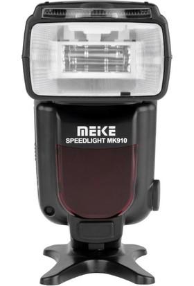 Meike Nikon İçin Mk910 Hss İ-Ttl Speedlite Flaş
