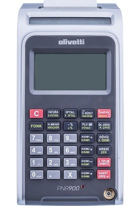 Olivetti Pbt 900 Yeni Nesil Yazarkasa (Possuz)