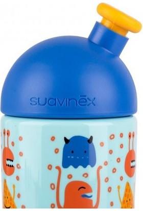 Suavinex Sport Cup-Bastır Çek Ağızlıklı- 360 Ml (18+ Ay) Mavi