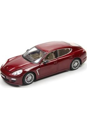 Vardem Porsche Panamera 1:18 Model Araba Kırmızı