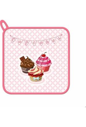 Maison M MAS1007 Cupcake Desen Tutaç