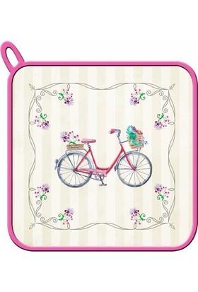 Maison M MAS1003 Bicycle Desen Tutaç
