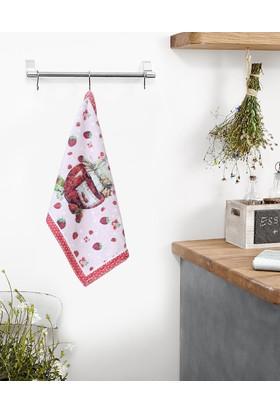 Maison M MAS6310 Digital baskılı mutfak havlusu + kurulama bezi