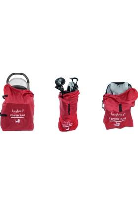 Beybiez Bebek Arabası Taşıma Çantaları 3'lü Set