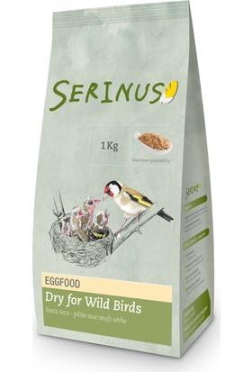 Serinus Eggfood Dry For Wild Birds 1000 Gr Kanarya Yemi