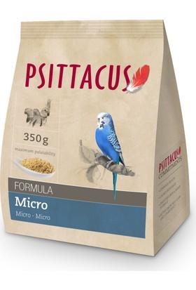Psittacus Formula Micro 350 Gr Muhabbet Yemi