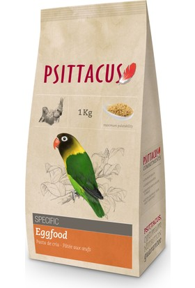 Psittacus Specific Eggfood 1000 Gr Papağan Yemi
