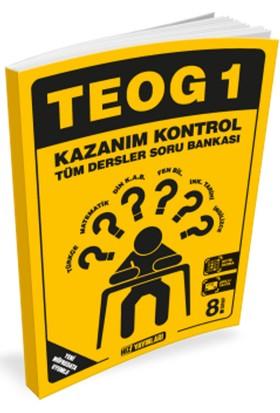Teog1 Kazanım Kontrol Tüm Dersler Soru Bankası