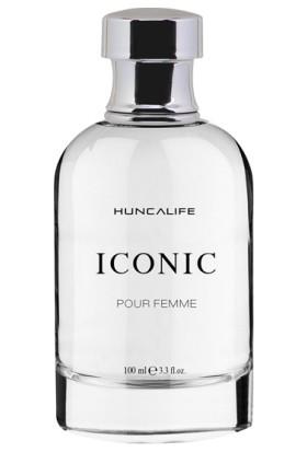 Huncalife Iconic Pour Femme Kadın Edt 100 Ml