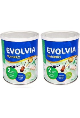 Evolvia NutriPRO 2 Devam Sütü 400 gr - 2'li