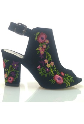 Altuğ 1719 Kadın Topuklu Ayakkabı