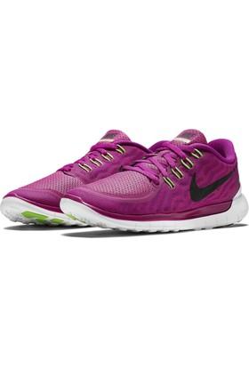 Nike 724383 501 Wmns Free 5.0 Kadın Spor Ayakkabı