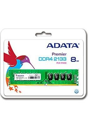ADATA 8GBX1 2133MHZ SINGLE DDR4 RAM ( AD4U213338G15-S )