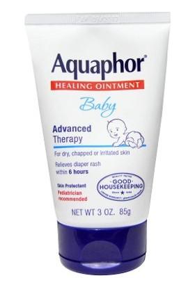 Eucerin Aquaphor Healing Ointment Advanced Therapy Baby Diaper Rash Bebek Cildine Özel Koruyucu Krem Pişik Kremi 85 Gr