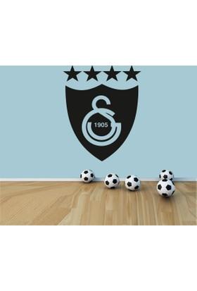 Freya Galatasaray Logo Duvar Stickerı