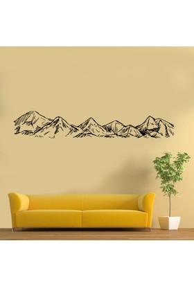 Freya Sıra Dağlar Duvar Stickerı