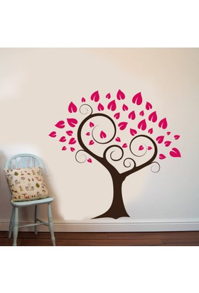 Freya Dekoratif Ağaç Duvar Stickerı