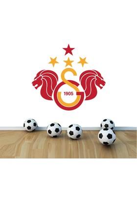 FreyaAslan Galatasaray Duvar Stickerı