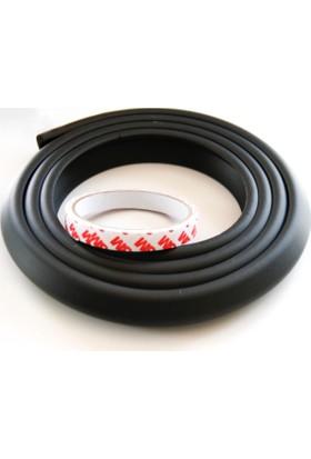 Portakal Safety 2 Metre Kauçuk Kenar Koruyucu Siyah
