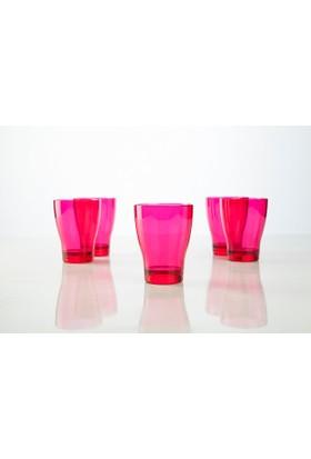 Plabar Süt Bardağı (Pembe ) 12'Li