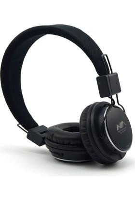 Bludfire Nia Radyolu MP3 Player Kulaklık + 8GB Hafıza Kartı Siyah