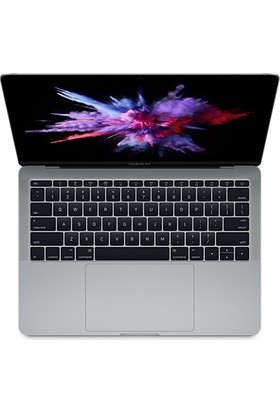 "Apple MacBook Pro Intel Core i5 8GB 256GB SSD MacOs Sierra 13.3"" Taşınabilir Bilgisayar MPXT2TU/A - Space Grey"