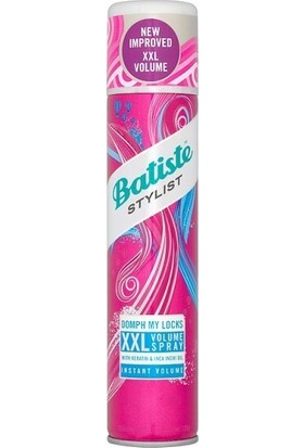 Batiste Dry Shampoo - Şampuan XXL Volume 200 ml