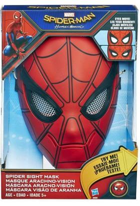 Spider Man Film Gözleri Hareketli Maske