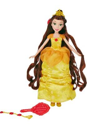 Disney Princess Belle Güzel Saçlı Prenses