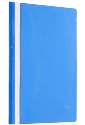 Kraf Telli Dosya 50'li Paket (1000) Mavi