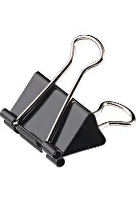Kraf Metal Kıskaç 51mm 12'li Paket (451G)
