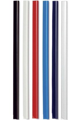 Kraf Profil Oval 10 mm.100'lü Paket Siyah