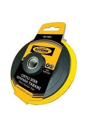 Sgs Cırtlı Disk Zımpara Tabanı 115 mm