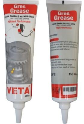 Veta Tırpan Gresi Tüp 150 ml