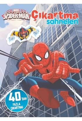 Marvel Ultimate Spider:Man Çıkartma Sahneleri