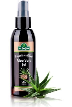 Arifoğlu Organik Aloe Vera Jel 125 ml