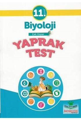 İnovasyon 11. Sınıf Biyoloji Yaprak Test