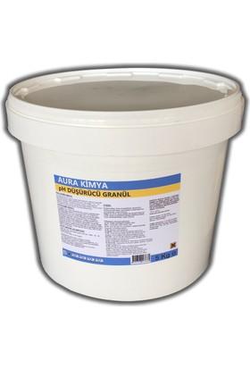 Aura Toz pH düşürücü 5 Kg Havuz Kimyasalları